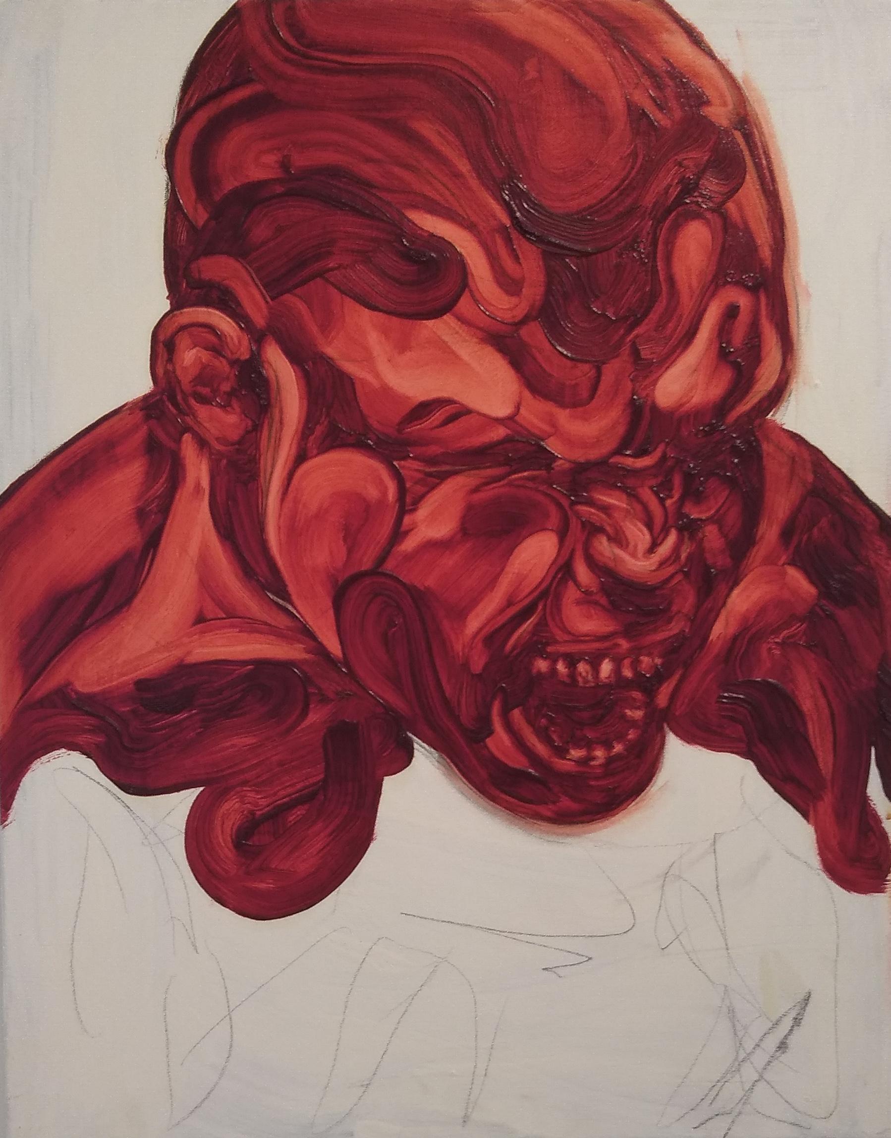 Vermelho V, Rafael Hayashi