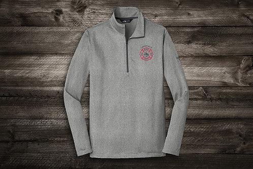 LFD The North Face® Tech 1/4-Zip Fleece in Asphalt Grey