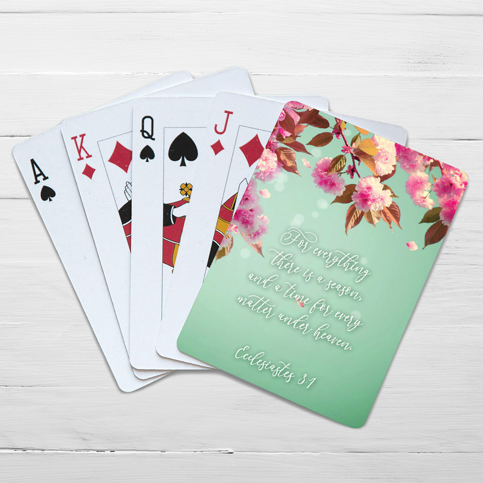 For Everything There Is A Season Card Deck