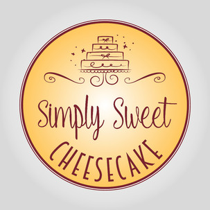 Simply Sweet Cheesecake logo