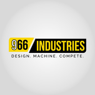 966 Industries logo