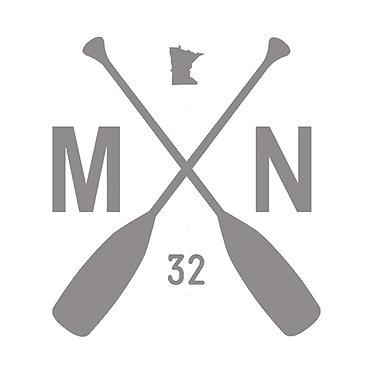 Customizable Cup Design - MN 32 Paddle