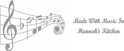 Customizable Cake Pan Design - Music Notes
