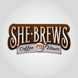 SheBrews logo