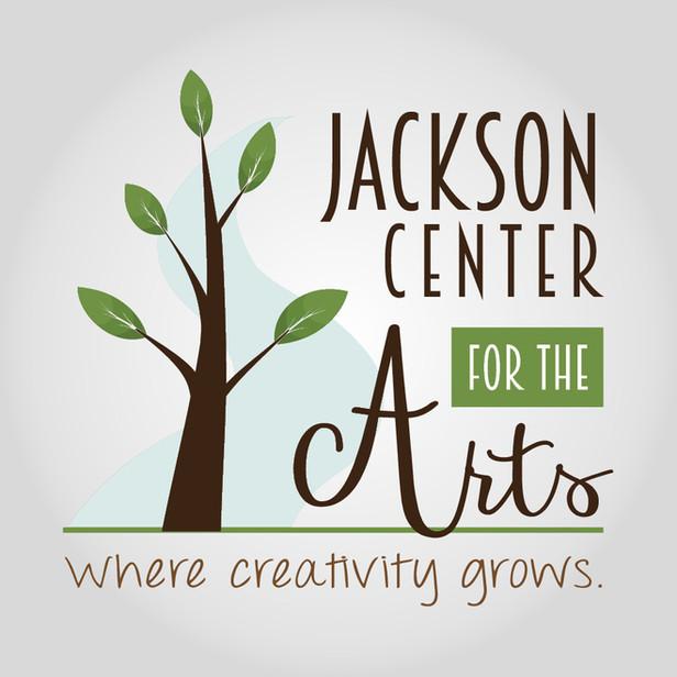 Jackson Center for the Arts logo