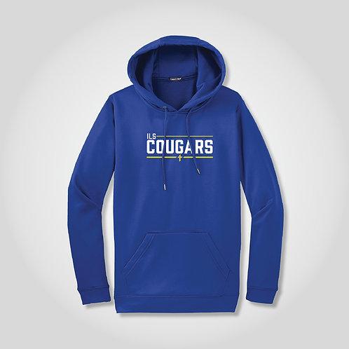 Cougars Performance Hoodies