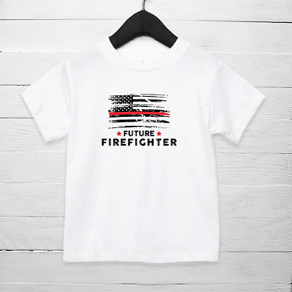 Future Firefighter Youth Tee
