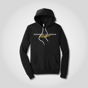 Immanuel Lutheran Cougars sweatshirts