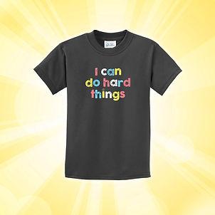 I can do hard things t-shirt - youth.jpg