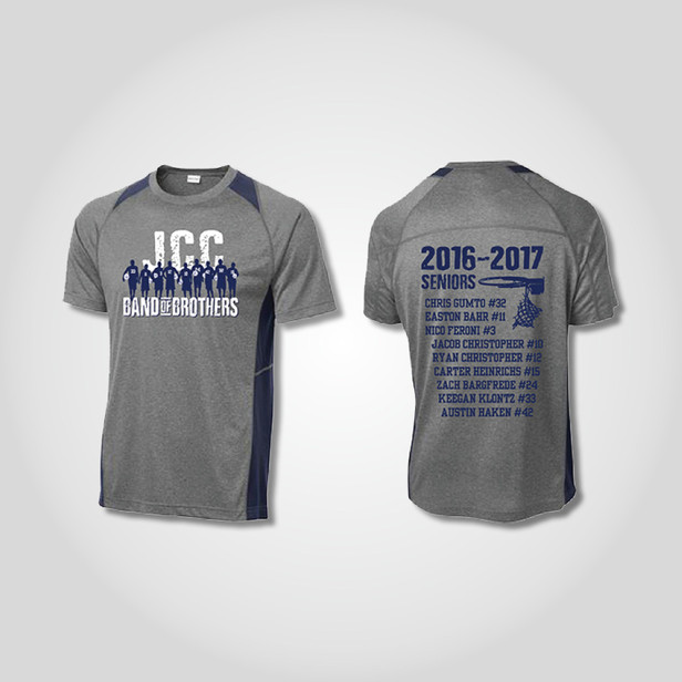 JCC Band of Brothers tees
