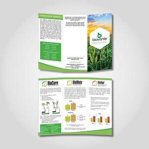 Biovante brochures
