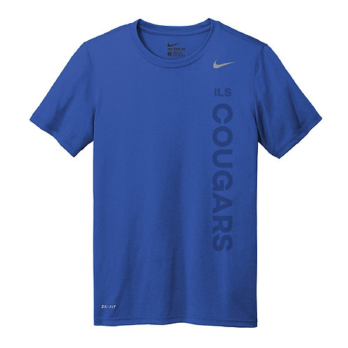 Laser Etched Nike Legend Performance Tee