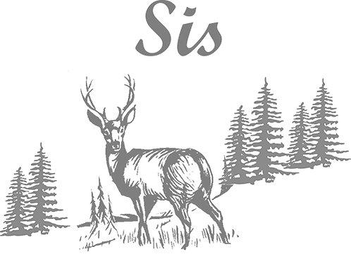 Customizable Cup Design - Deer