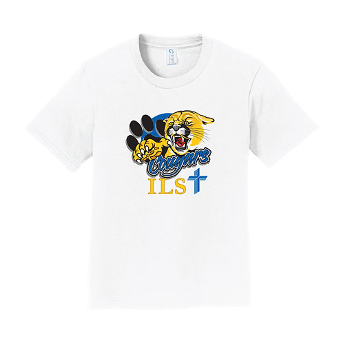 ILS Cougars Tee in White
