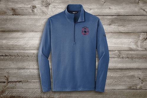 LFD The North Face® Tech 1/4-Zip Fleece in Blue Wing