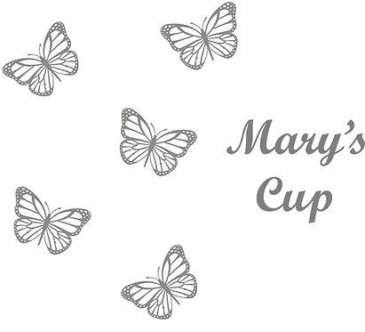 Customizable Cup Design - Butterflies