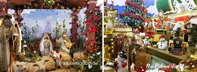 Noeland Decoração de Natal em Holambra