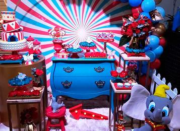 Festa Tema Dumbo