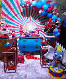 Festa Decoração Dumbo