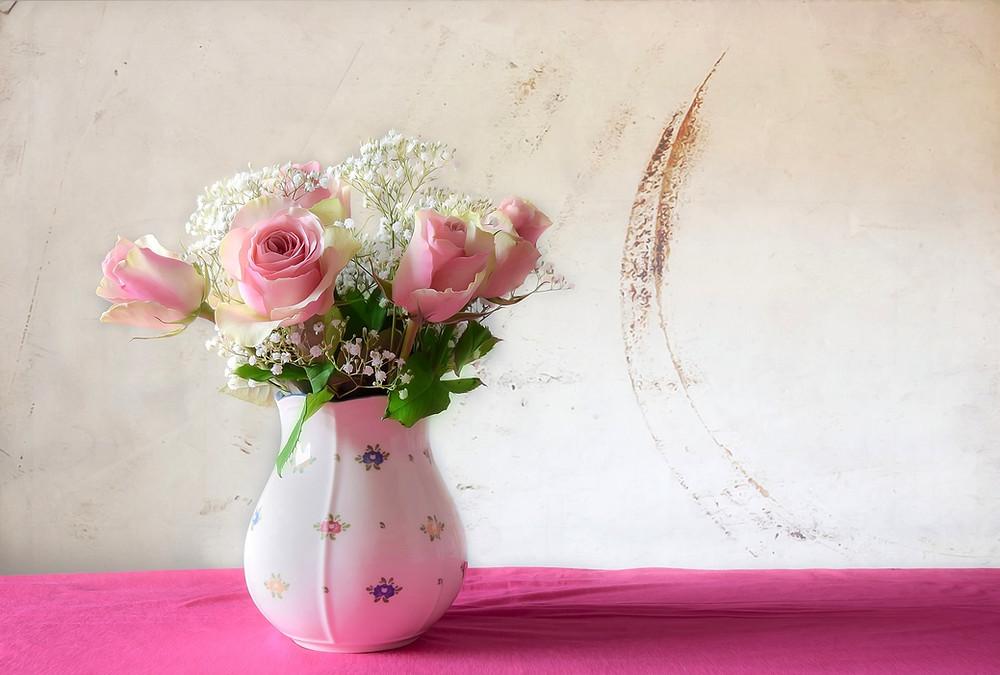 Presente para Mãe Assinatura de Flores