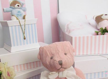 Como Escolher um Presente Para Recém-Nascido