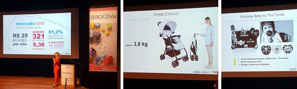 tendência mercado de bebês