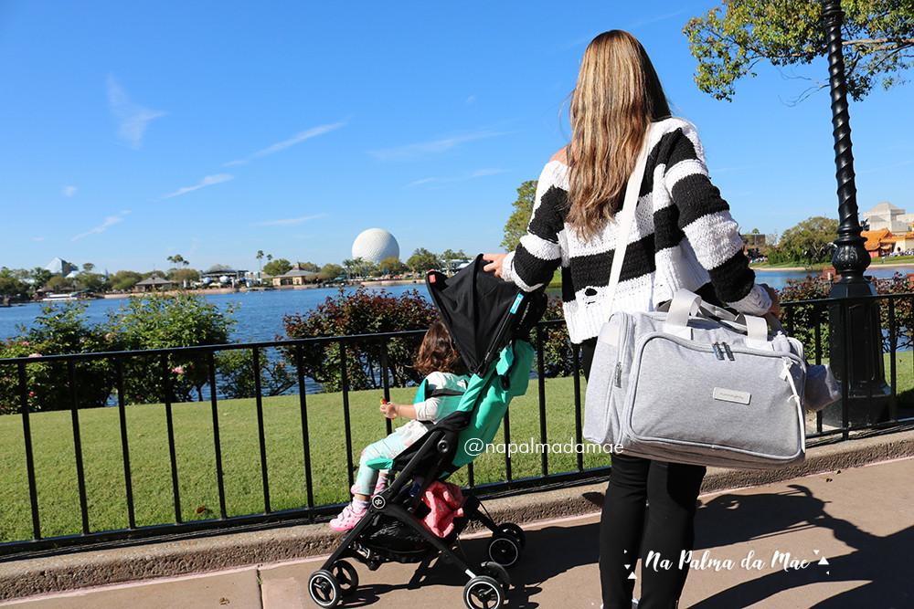 Dicas da Disney com Bebês