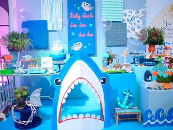 Festa Tema Baby Shark