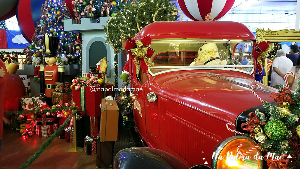 Noeland Holambra Decoração de Natal
