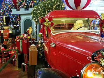 Noeland - Decoração de Natal em Holambra (Dicas)