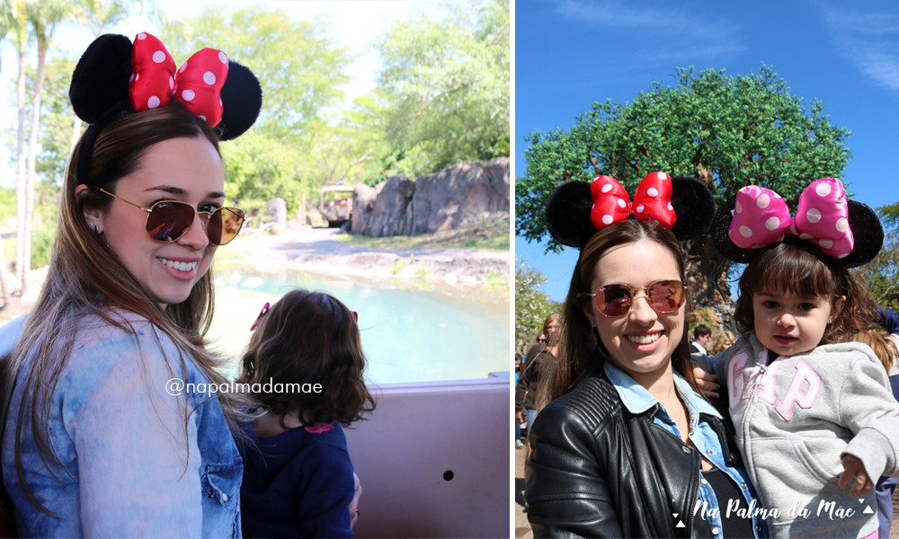 Disney com Bebês Animal Kingdom