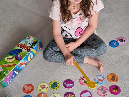 Brinquedo Educativo - Tapa Certo