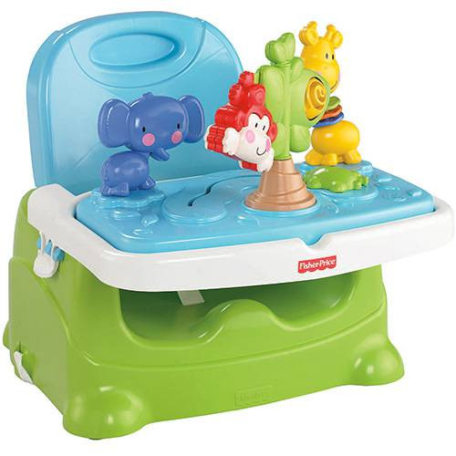 Opinião Cadeira Booster Zoo Fisher Price