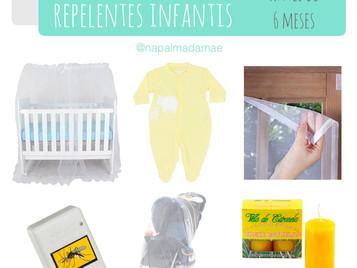 Repelente Infantil - Dicas e Cuidados