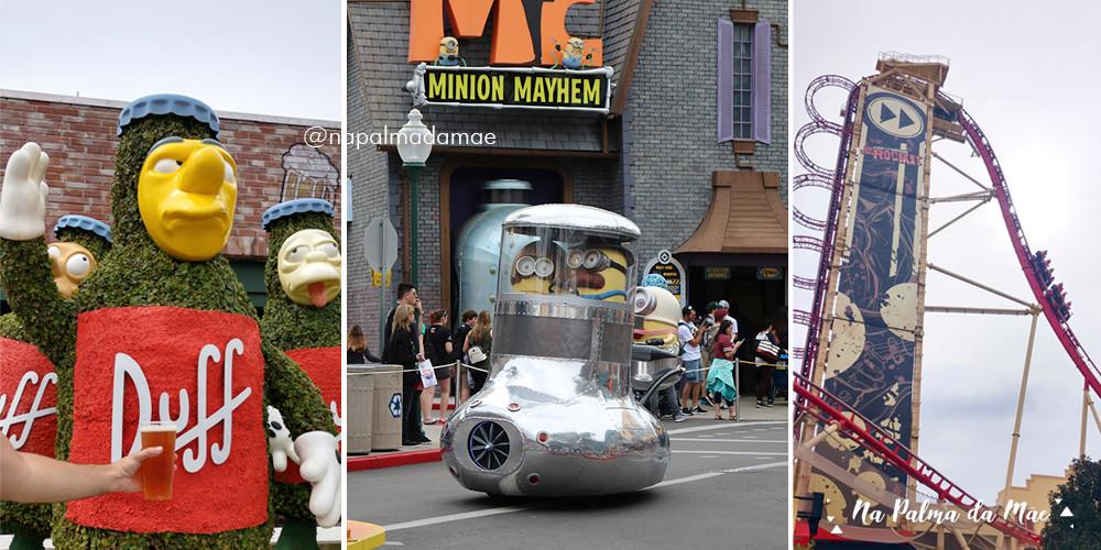 Roteiro Disney Universal Studios