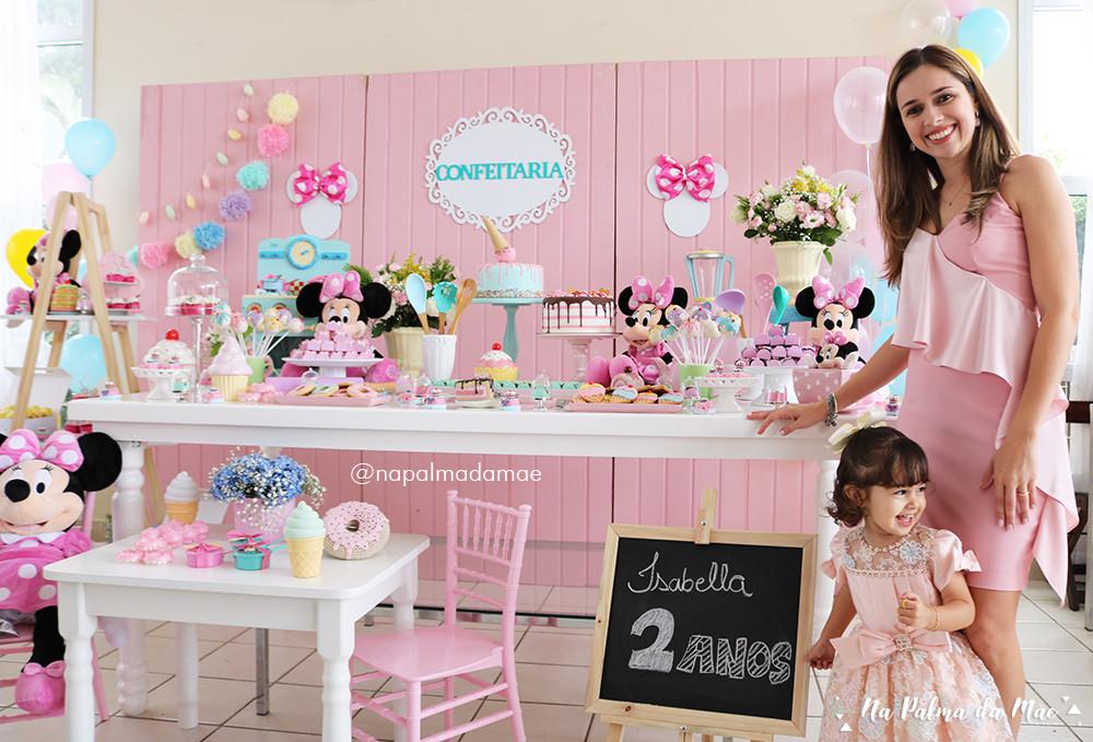 Festa Tema Confeitaria Candy Colors