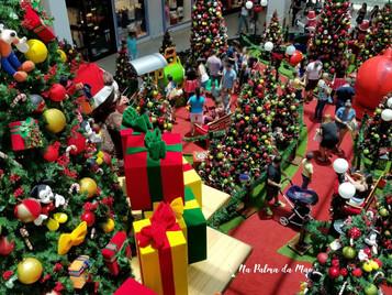 Natal do Mickey - Mooca Plaza Shopping