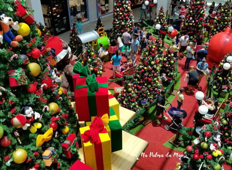 Natal do Mickey - Mooca Plaza Shopping