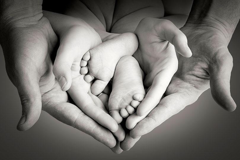 Pezinhos Bebê