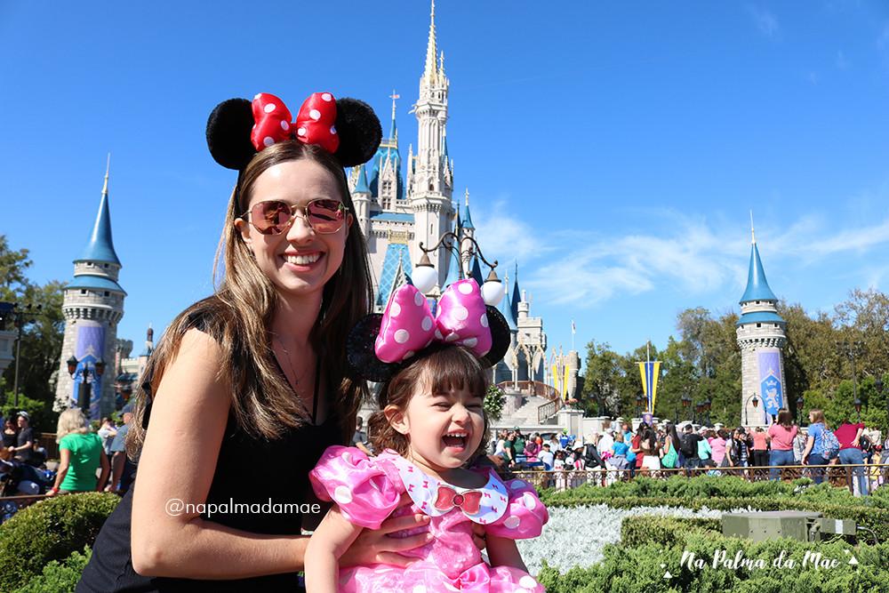 Roteiro Disney - Parque Magic Kingdom