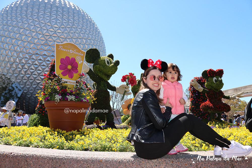 Roteiro Disney - Parque Epcot