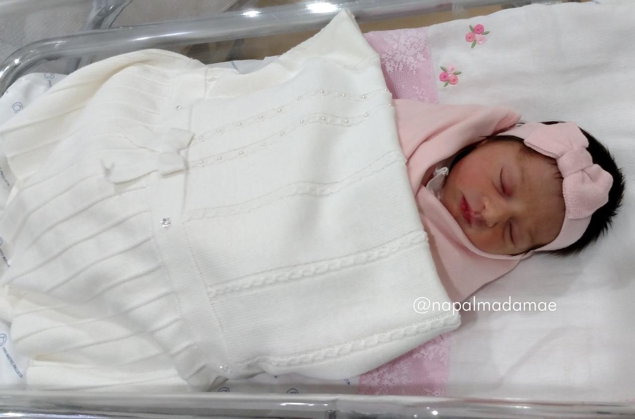 mantas para bebê