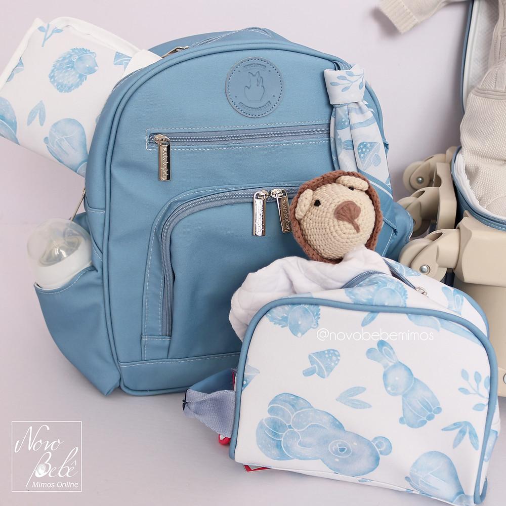 Coleção Fauna - Bolsa de Bebê Masterbag Baby