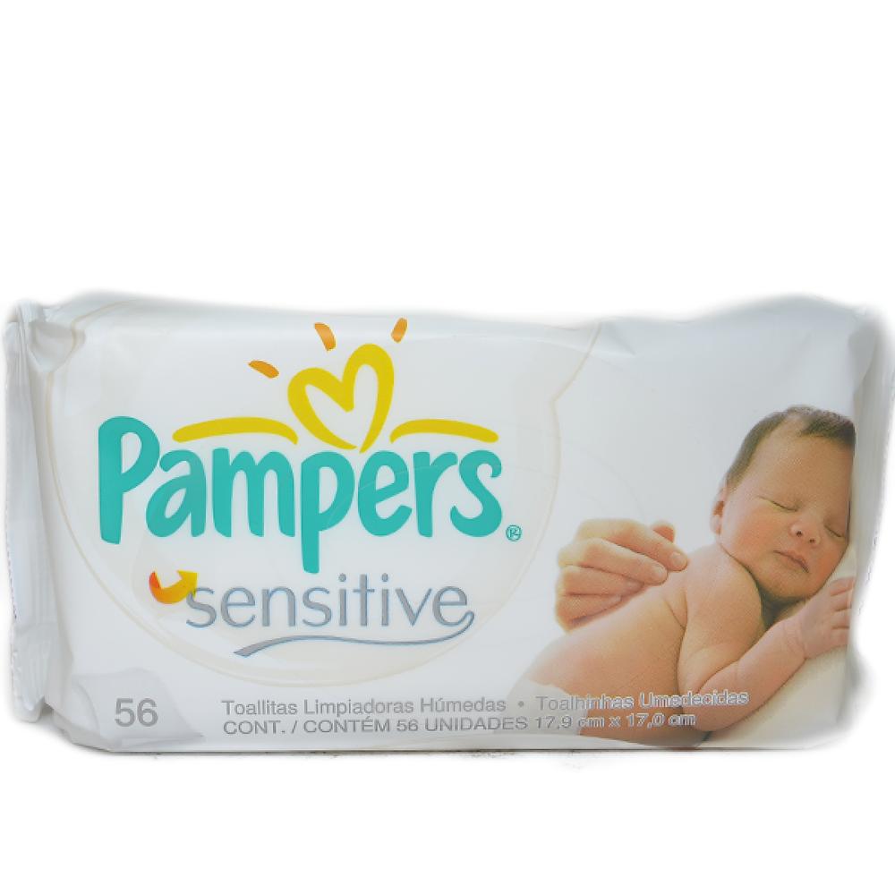 Opinião de Mãe Lenço Umedecido Pampers Sensitive