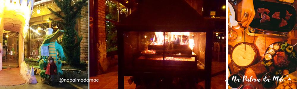 Restaurante Krokodillo Campos do Jordão