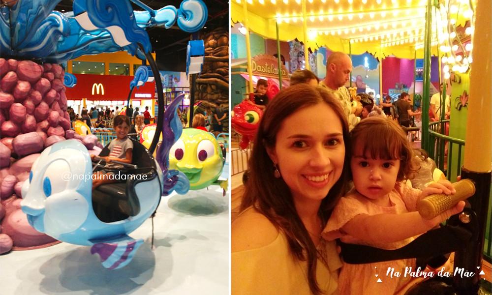 Dicas de Passeio Kids Parque da Mônica