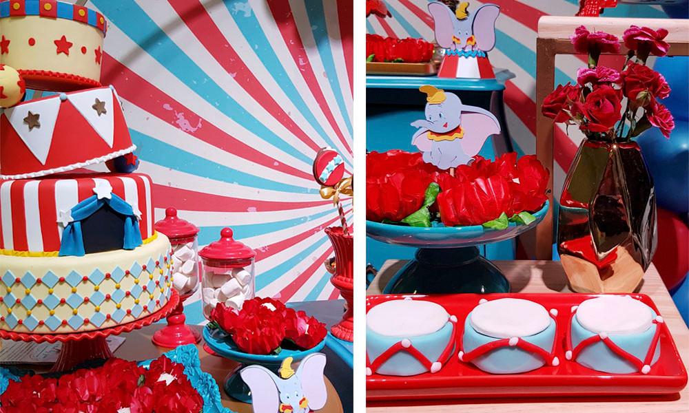 Decoração Festa Dumbo