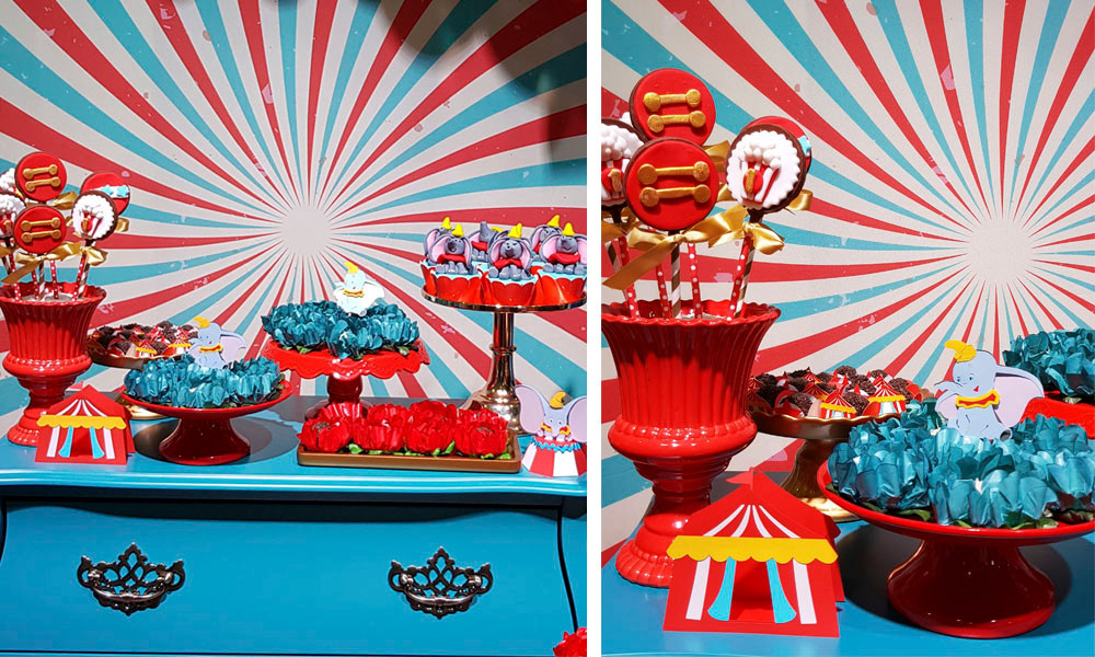 Festa Dumbo Criança