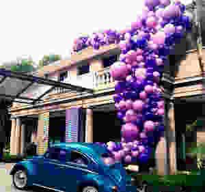 Arco Desconstruído Cor Ultra Violet