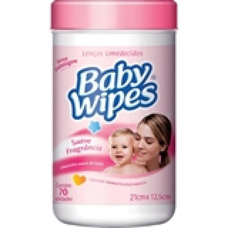 Opinião de Mãe Lenço Umedecido Baby Wipes